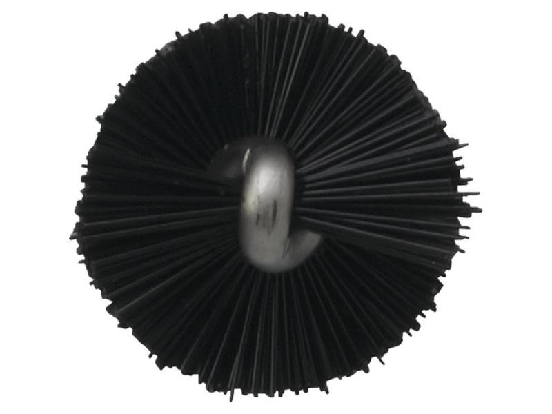 Vikan Vikan Afvoerborstel, Ø15x310mm, zwart
