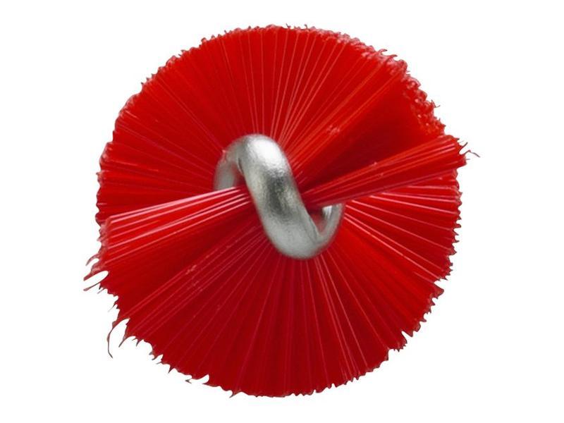 Vikan Vikan Afvoerborstel, Ø15x310mm, rood