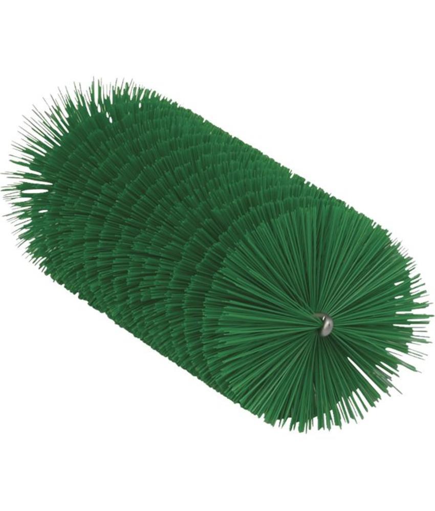 Vikan Pijpenborstel Ø60x200mm, Medium, groen