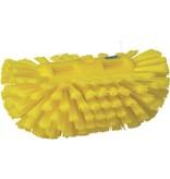 Vikan Vikan, Medium tankborstel, 205x130x100mm, geel