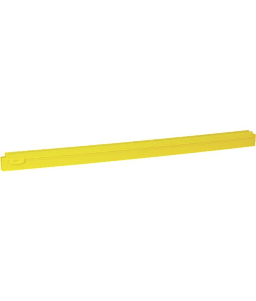 Vikan, Full colour hygiëne vervangingscassette, 70 cm breed, geel