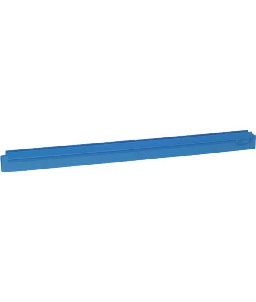 Vikan, Full colour hygiëne vervangingscassette, 60 cm breed, blauw
