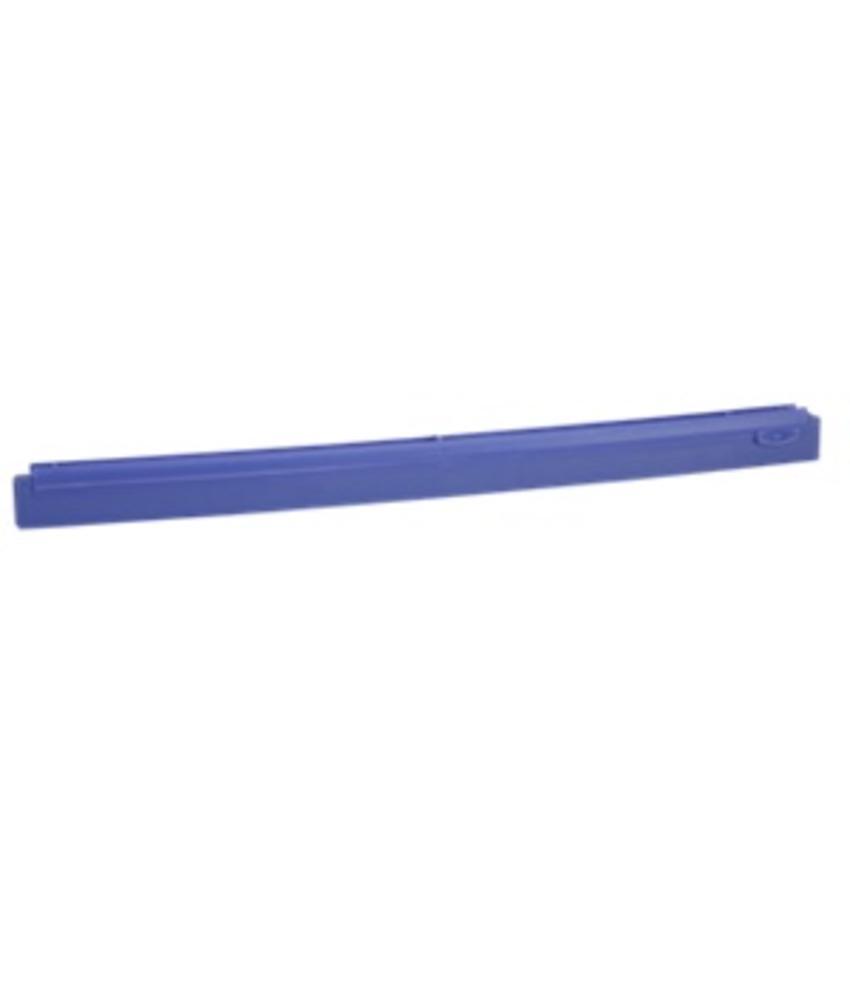 Vikan, Full colour hygiëne vervangingscassette, 60 cm breed, paars