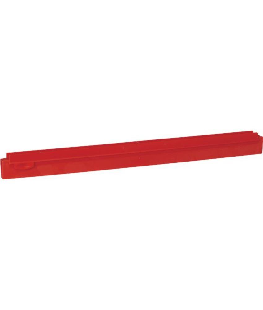 Vikan, Full colour hygiëne vervangingscassette, 50 cm breed, rood