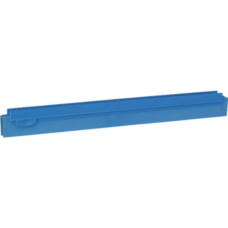 Vikan, Full colour hygiëne vervangingscassette, 40 cm breed, blauw