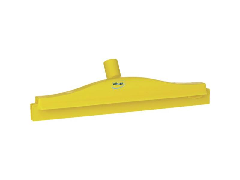 Vikan Vikan, Full colour hygiëne vloertrekker, flexibele nek, 40cm, geel