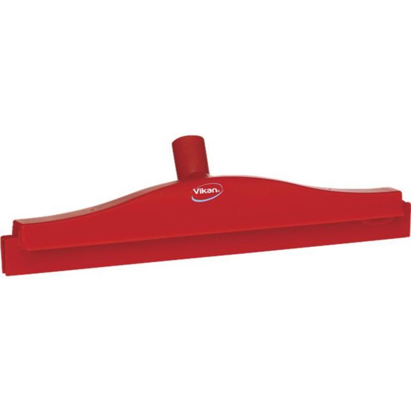 Vikan, Full colour hygiëne vloertrekker, flexibele nek, 40cm, rood