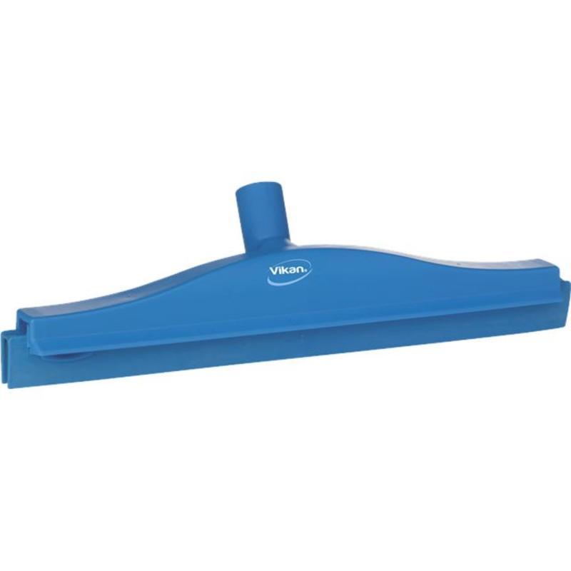 Vikan, Full colour hygiëne vloertrekker, flexibele nek, 40cm, blauw