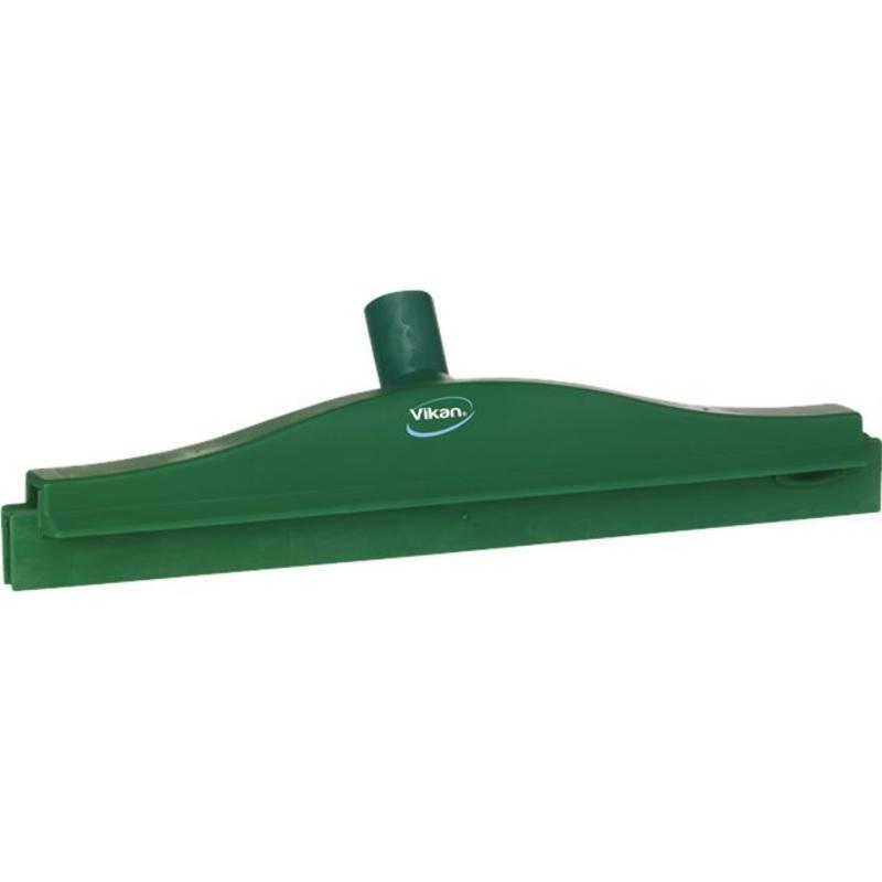 Vikan, Full colour hygiëne vloertrekker, flexibele nek, 40cm, groen