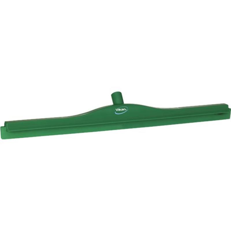 Vikan, Full colour hygiëne vloertrekker, vaste nek, 70 cm breed, groen