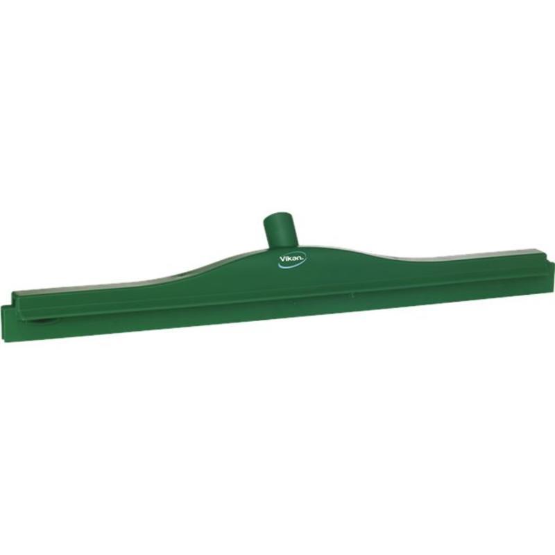 Vikan, Full colour hygiëne vloertrekker, vaste nek, 60 cm breed, groen