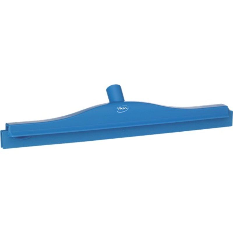 Vikan, Full colour hygiëne vloertrekker, vaste nek,50 cm breed, blauw