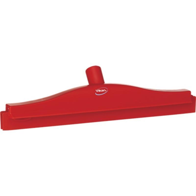 Vikan, Full colour hygiëne vloertrekker, vaste nek,40 cm breed, rood