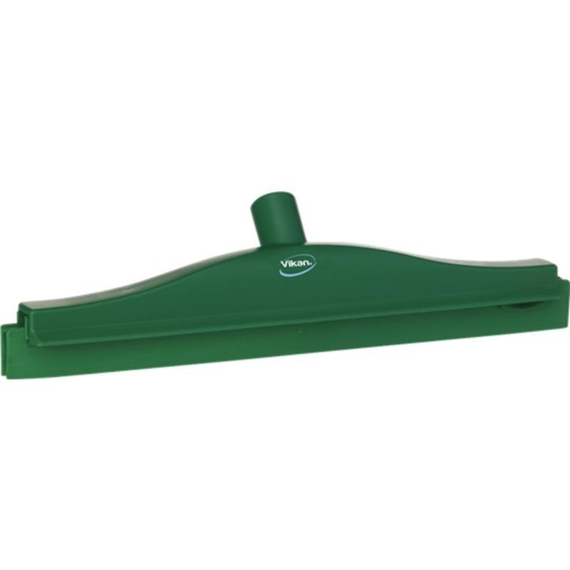 Vikan, Full colour hygiëne vloertrekker, vaste nek,40 cm breed, groen