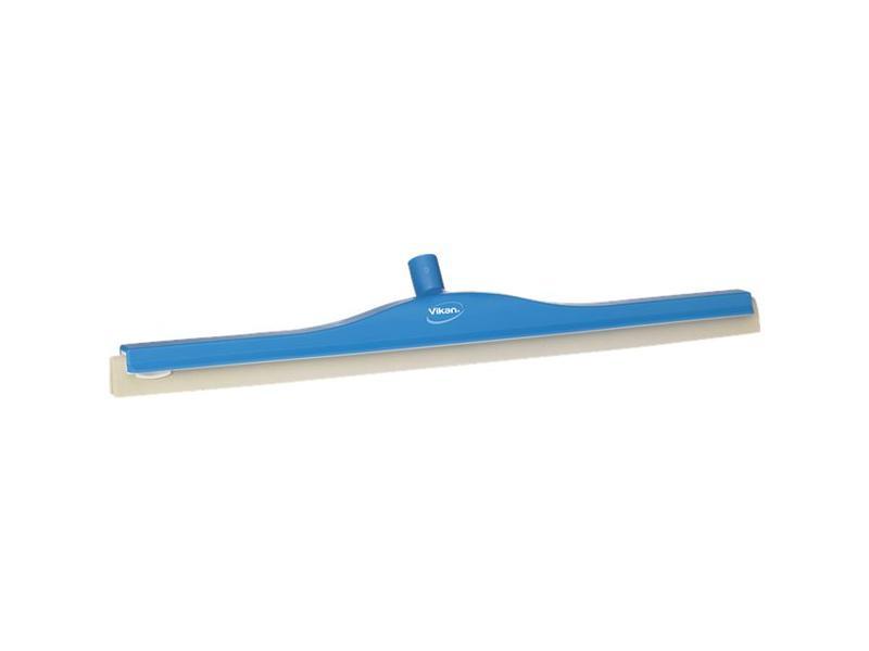Vikan Vikan, Klassieke vloertrekker, flexibele nek, 70cm blauw