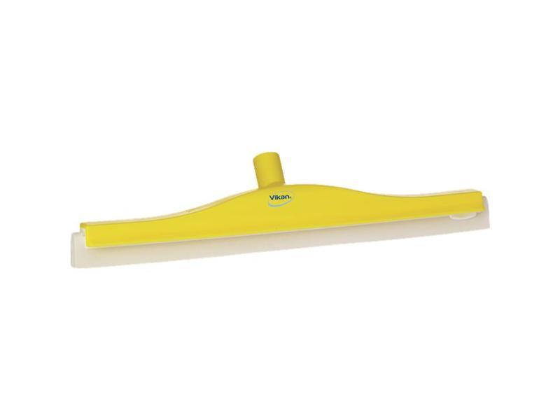 Vikan Vikan, Klassieke vloertrekker, flexibele nek, 50cm geel