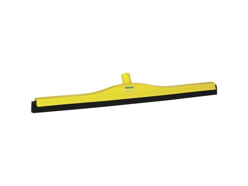 Vikan Vikan, Klassieke vloertrekker, vaste nek, 70cm, geel