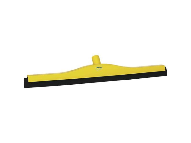 Vikan Vikan, Klassieke vloertrekker, vaste nek, 60cm, geel