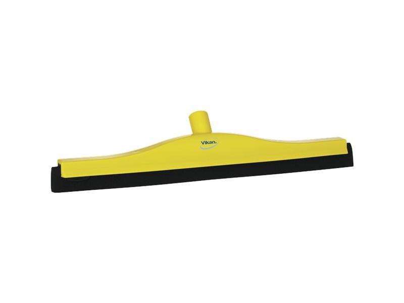 Vikan Vikan, Klassieke vloertrekker, vaste nek, 50cm, geel