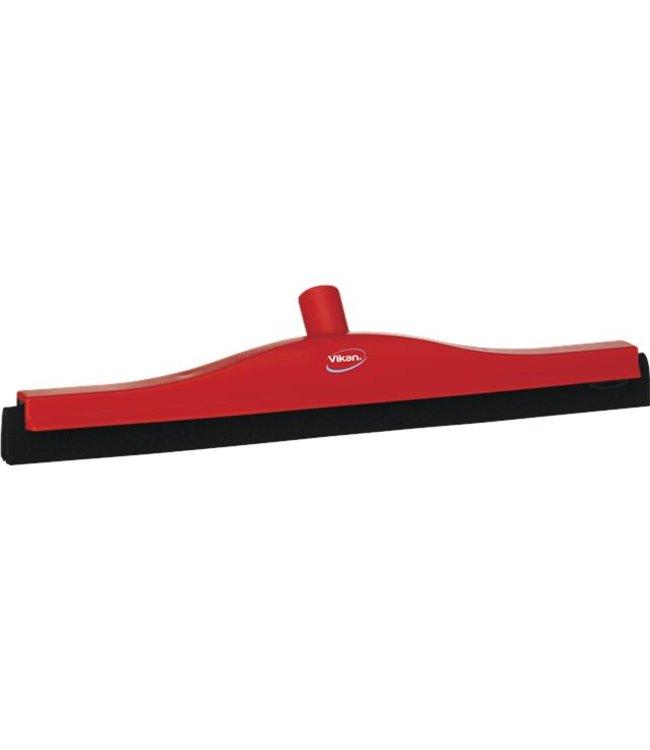 Vikan Vikan, Klassieke vloertrekker, vaste nek, 50cm, rood