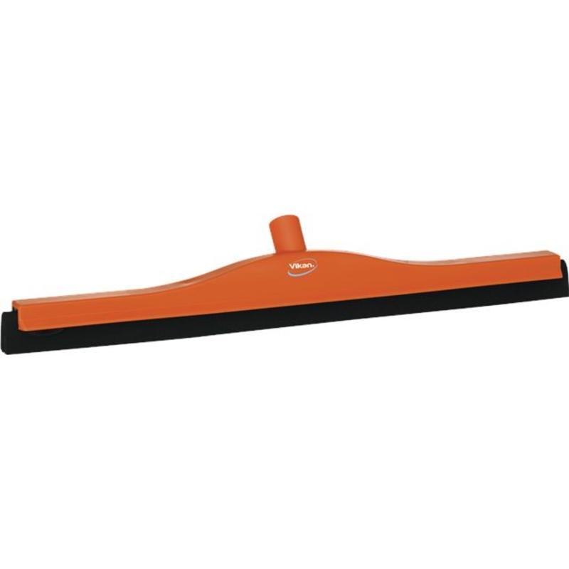 Vikan, Klassieke vloertrekker, vaste nek, 60cm, oranje
