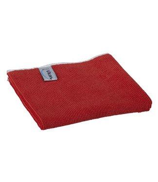 Vikan Vikan, Microvezeldoek BASIC 32, 320x320mm, rood