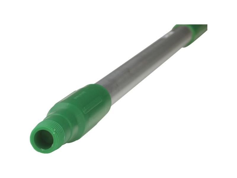 Vikan Vikan, Ergonomische aluminium steel 150cm, groen