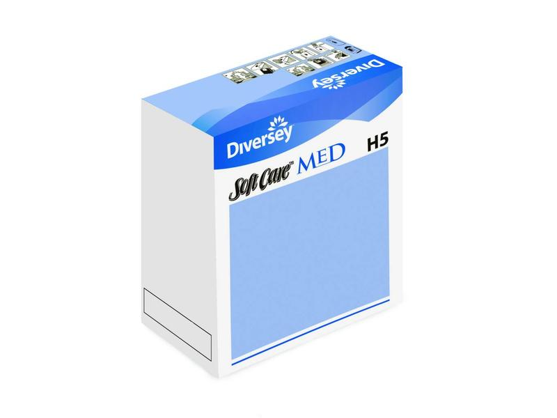 Johnson Diversey Soft Care Med H5 - 800ml
