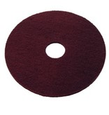 Wecoline Maroon Chemical Free Stripping Pad 17""