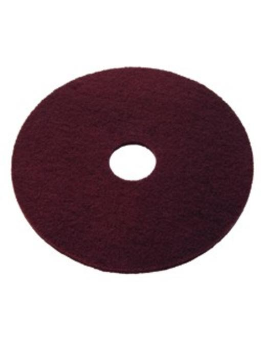 """Maroon Chemical Free Stripping Pad 17"""""""