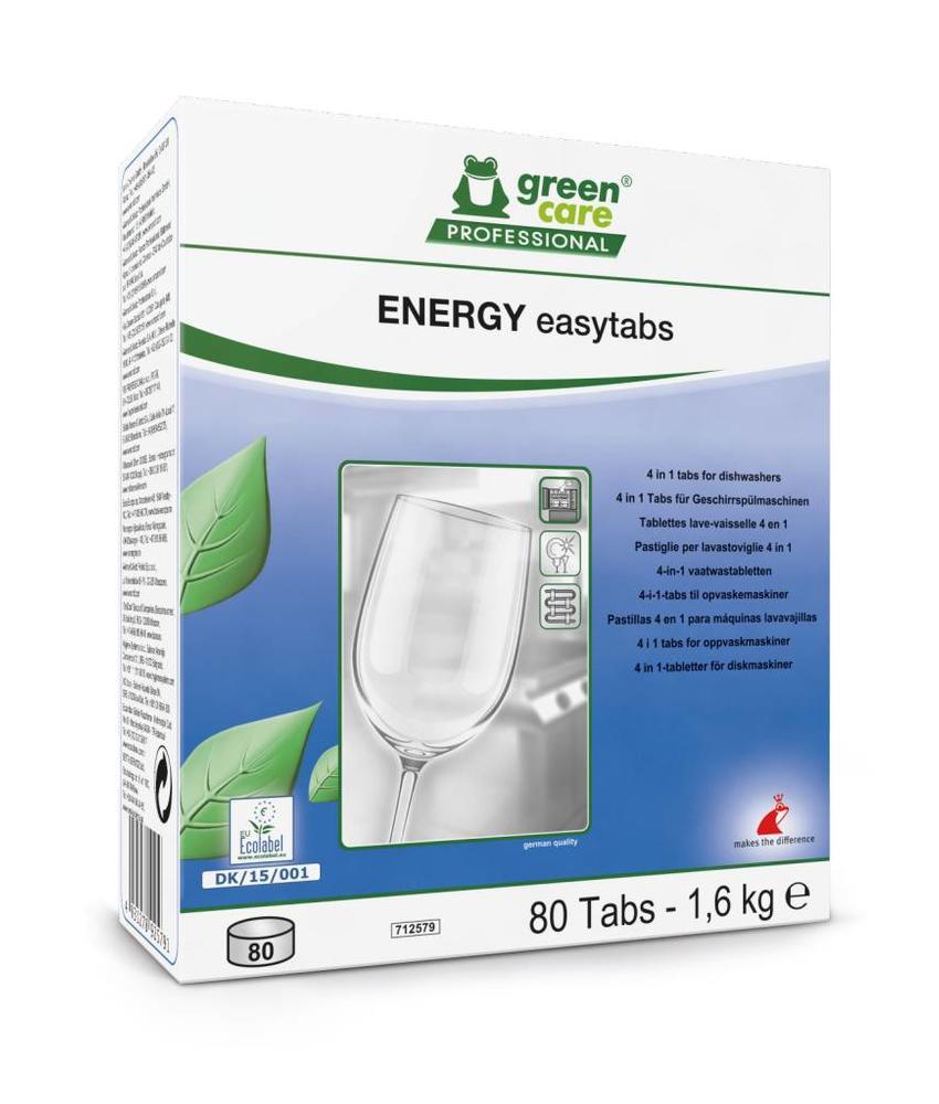 Tana ENERGY easytabs - 80 tabs