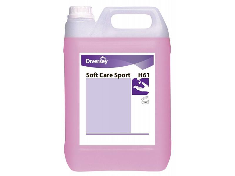 Johnson Diversey Soft Care Sport H6 - 5 L