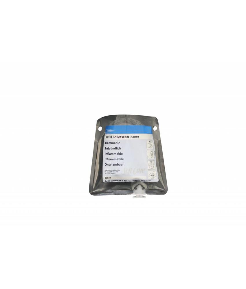 Vullingen Soft Care toiletseatcleaner - 12x 300ml