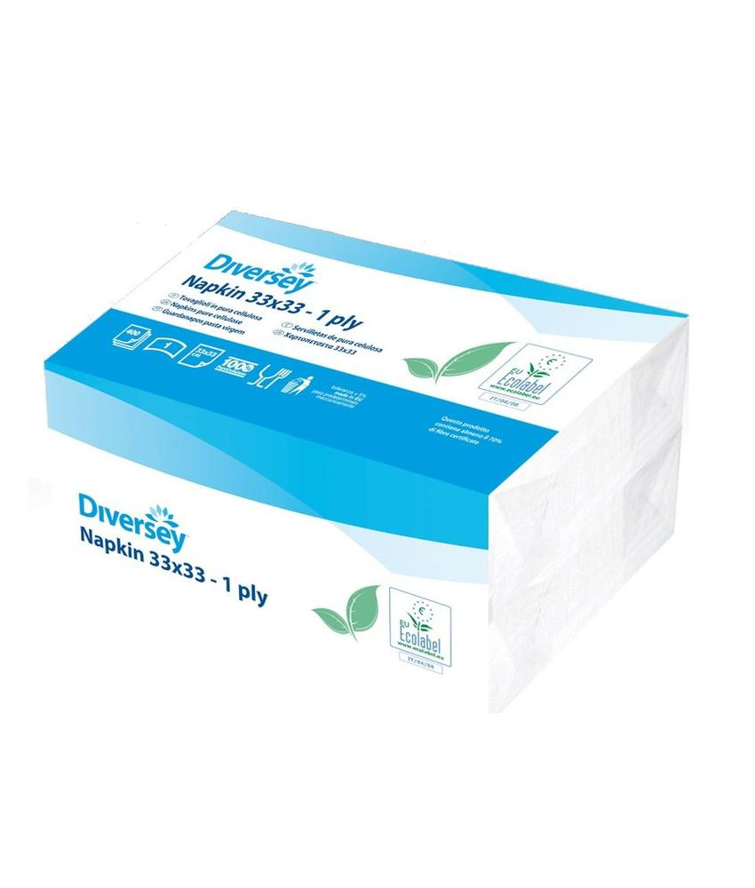 Servetten Puur Cellulose (1 laags)