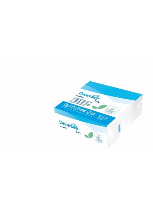 Servetten Puur Cellulose (2 laags)