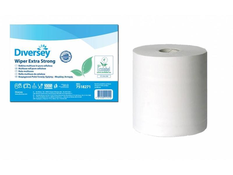 Johnson Diversey Multirol Extra Sterk Puur Cellulose (2 laags)
