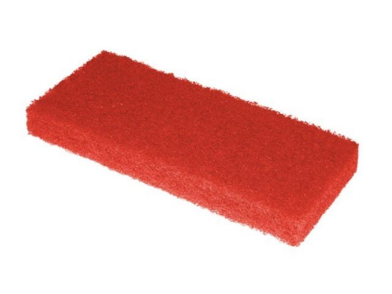 Eigen merk Handpad 250x110x25mm, rood