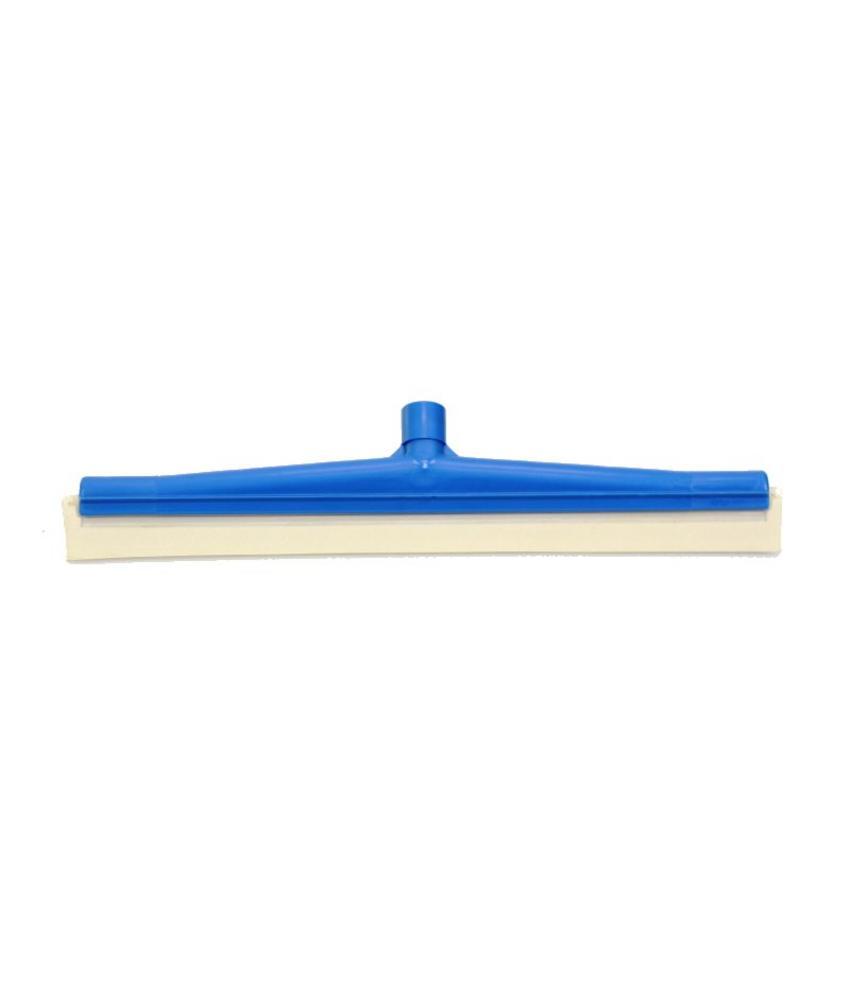 Vloertrekker gefixeerd blauw - 55cm