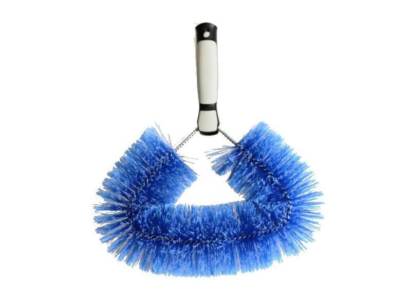 Eigen merk Ragebol PVC blauw