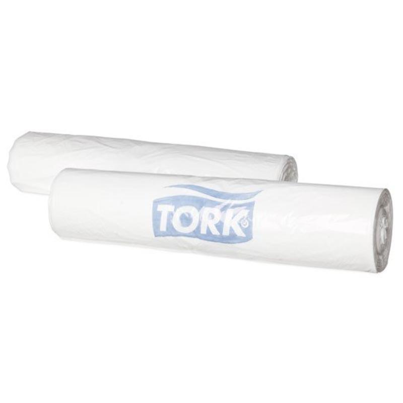 Tork Afvalzak Wit 20 liter B2