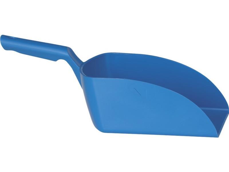 Vikan Vikan, Rechte handschep, groot, 2 liter, blauw