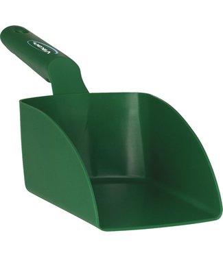Vikan Vikan, Rechte handschep, medium, 1 liter, groen