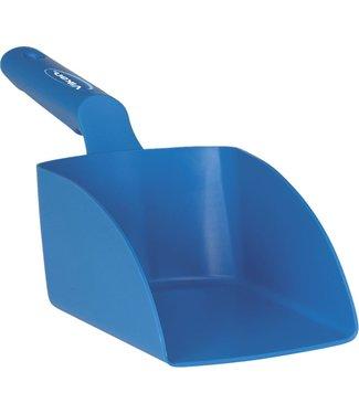 Vikan Vikan, Rechte handschep, medium, 1 liter, blauw