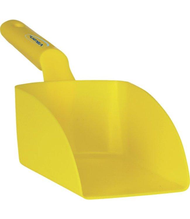 Vikan Vikan, Rechte handschep, medium, 1 liter, geel