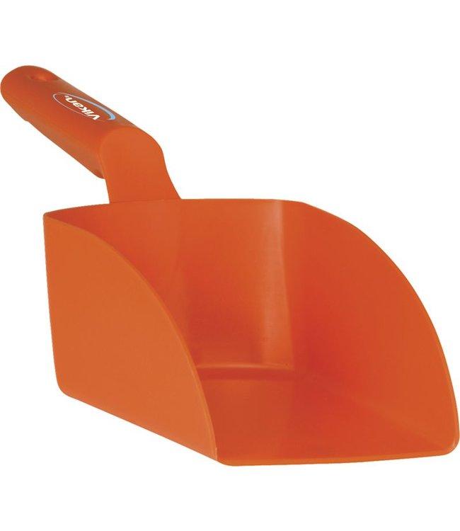 Vikan Vikan, Rechte handschep, medium, 1 liter, oranje