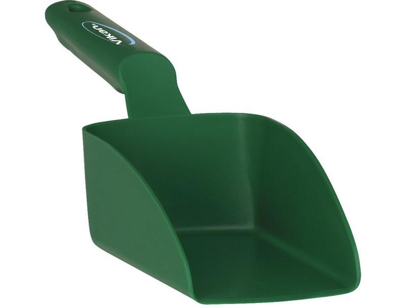 Vikan Vikan, Rechte handschep, klein, 0,5 liter, groen