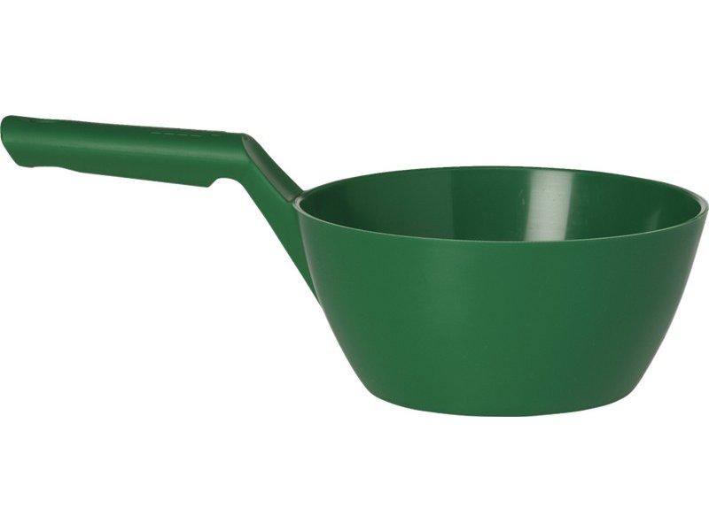 Vikan Vikan. Ronde schepbak 1 liter, groen