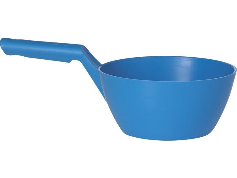 Vikan Vikan. Ronde schepbak 1 liter, blauw
