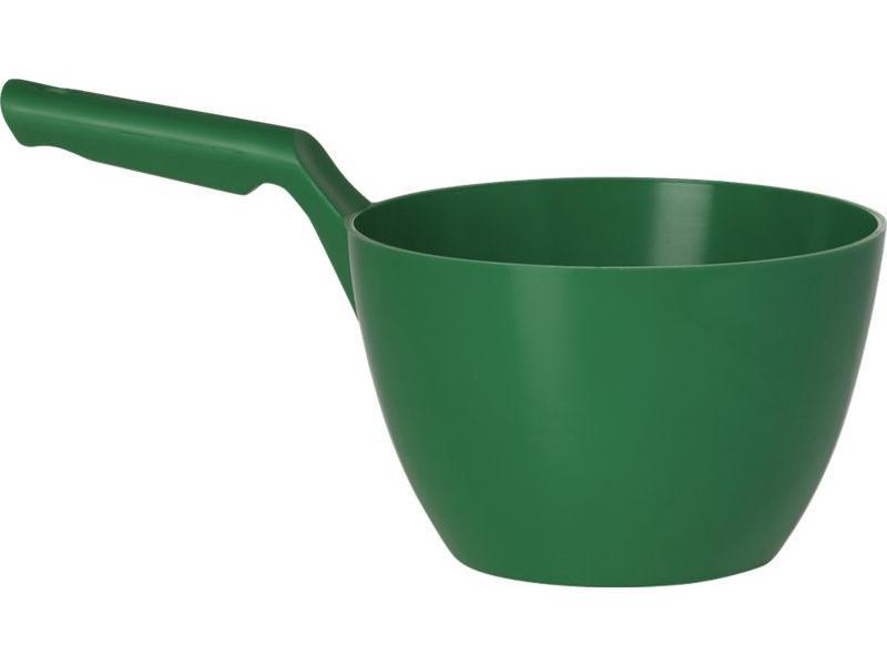 Vikan Vikan, Ronde schepbak 2 liter, groen