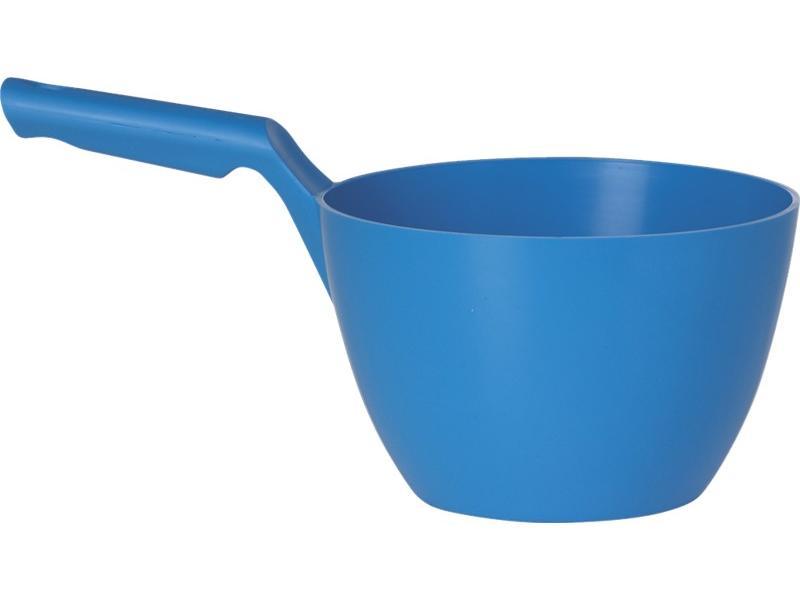 Vikan Vikan, Ronde schepbak 2 liter, blauw